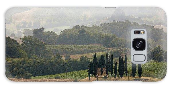 Tuscan Landscape Galaxy Case