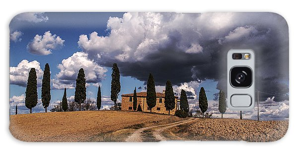 Tuscan Villa Galaxy Case