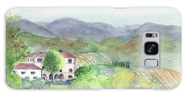 Tuscan Vineyards Galaxy Case