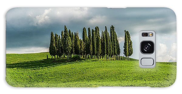 Tuscan Wonderland - Val D Orcia Galaxy Case