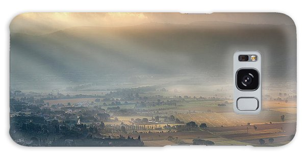 Tuscany Valley  Galaxy Case