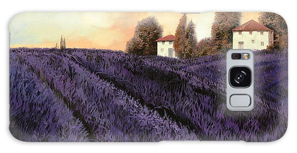 Borelli Galaxy Case - Tutta Lavanda by Guido Borelli