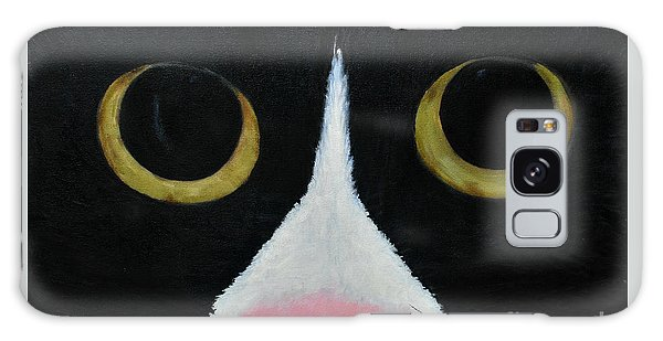 Tux Portrait  Galaxy Case