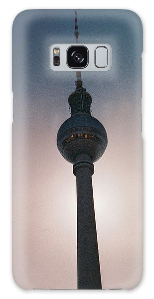 Tv Tower Berlin Galaxy Case