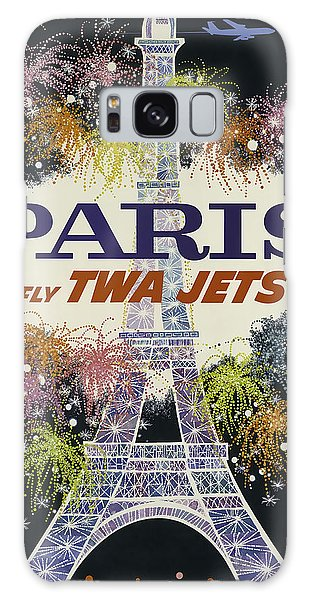 Twa Paris Galaxy Case