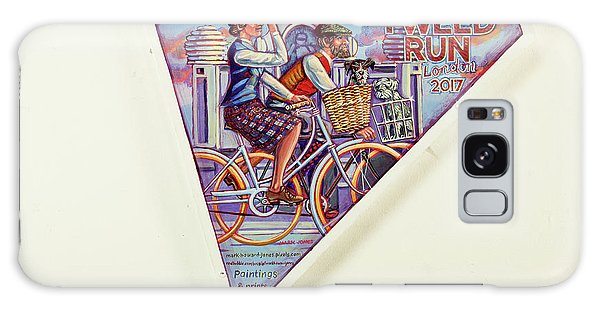 Tweed Run London Princess And Guvnor  Galaxy Case