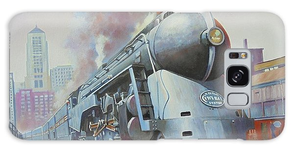 Twenthieth Century Limited Galaxy Case by Mike Jeffries