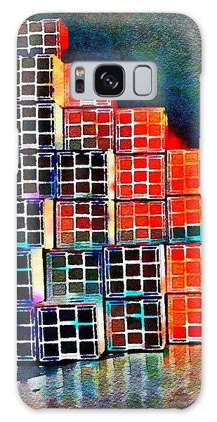 Twenty Four Boxes Galaxy Case