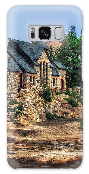 Twilight At Chapel On The Rock Galaxy Case