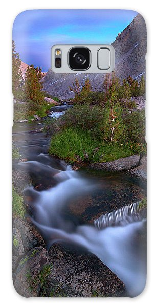 Kings Canyon Galaxy Case - Twilight Cascade by Brian Knott Photography