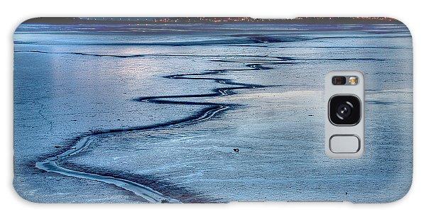 Twilight, Conwy Estuary Galaxy Case