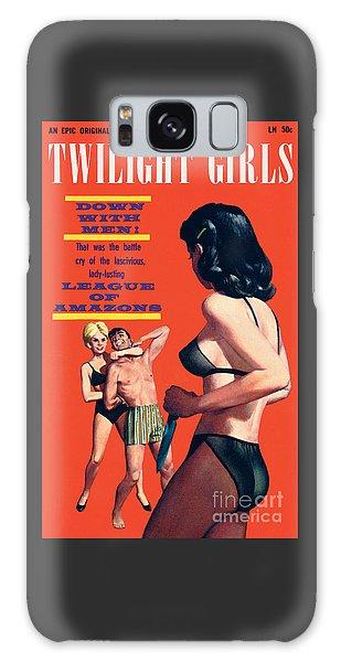 Twilight Girls Galaxy Case