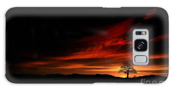 Twilight Glow Galaxy Case