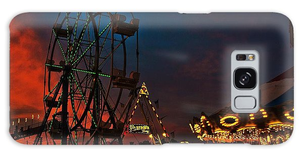 Twilight On The Midway  Galaxy Case
