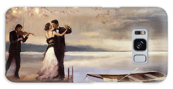 Boat Galaxy S8 Case - Twilight Romance by Steve Henderson
