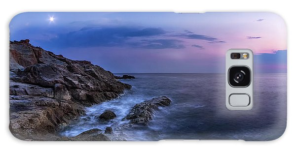 Twilight Sea Galaxy Case