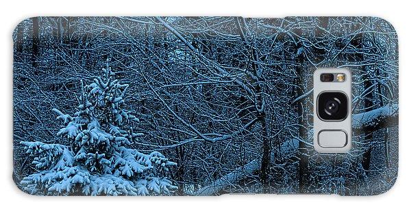 Twilight Snow Galaxy Case