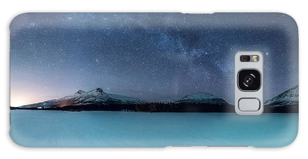 Milky Way Galaxy Case - Twin Eruption by Tor-Ivar Naess