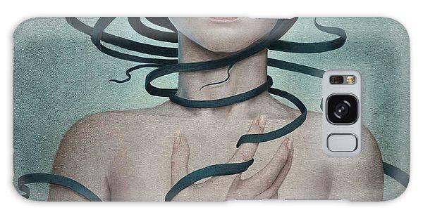 Hair Galaxy Case - Twisted by Diego Fernandez
