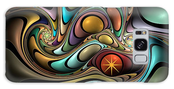 Twisted Galaxy Case by Kim Redd