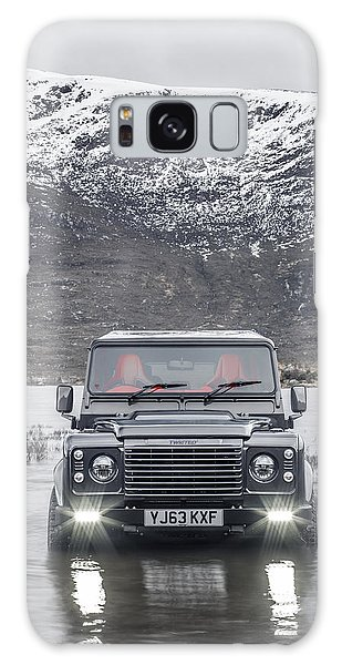 Twisted Land Rover Defender Galaxy Case