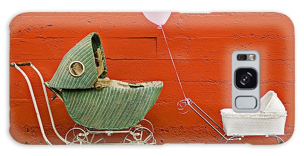 Celebration Galaxy Case - Two Baby Buggies  by Garry Gay