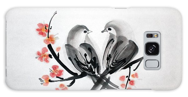 Two Birds Galaxy Case