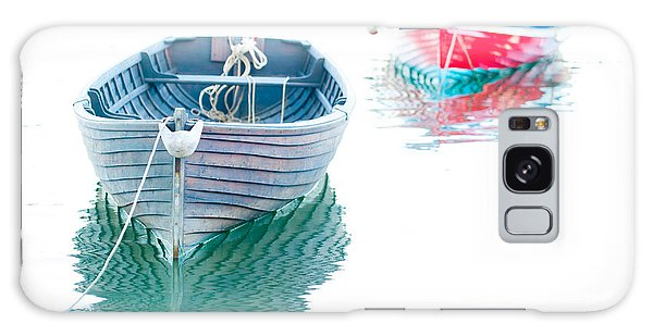 Two Boats Galaxy Case