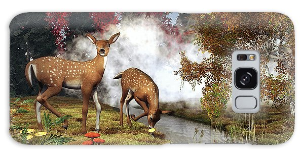 Two Deers Galaxy Case