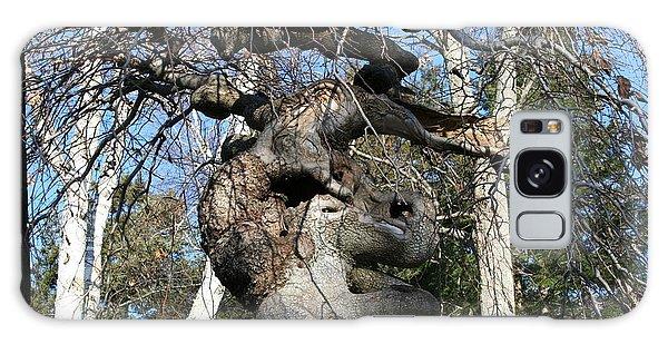 Two Elephants In A Tree Galaxy Case