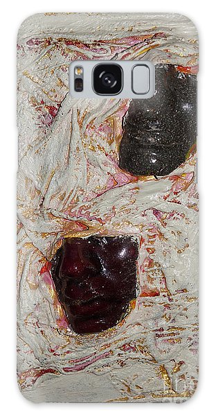 Two Faces Galaxy Case