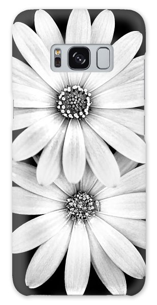 Calendar Galaxy Case - Two Flowers by Az Jackson
