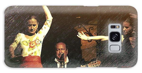 Two For Flamenco Galaxy Case
