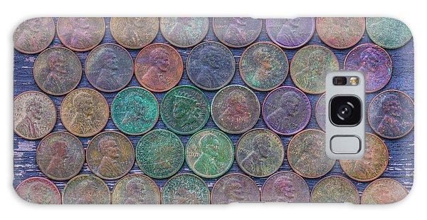 Patina Galaxy Case - Two Indians And Mr Lincoln by Randy Steele