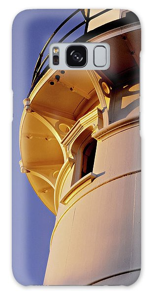 Two Lights, Cape Elizabeth Galaxy Case