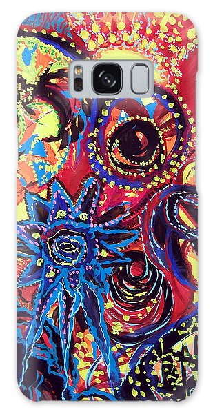 Elements Of Creation Galaxy Case by Marina Petro