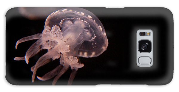 Two Moon Jellies Galaxy Case