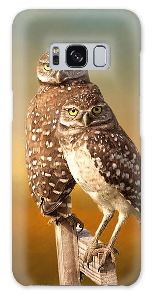 Two Of Us Galaxy Case