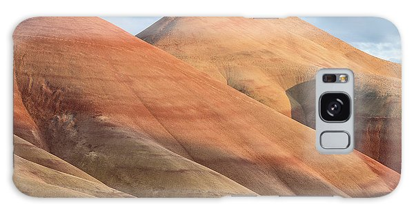 Two Painted Hills Galaxy Case by Greg Nyquist