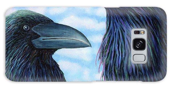Two Ravens Galaxy Case