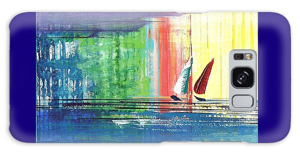 Two Sails Galaxy Case