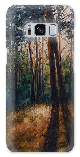 Two Trees Galaxy Case by Rick Nederlof