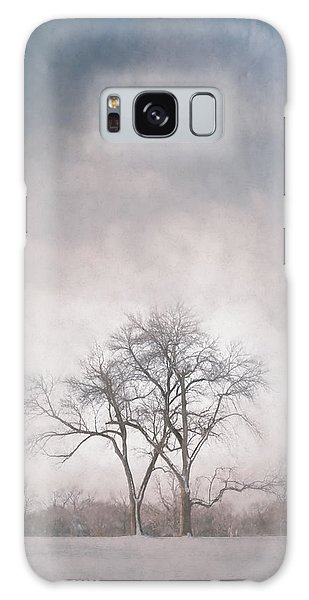 Impression Galaxy Case - Two Trees by Scott Norris