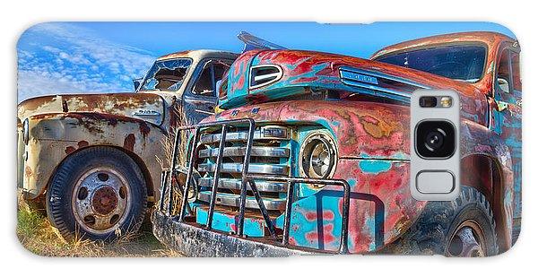 Two Trucks Galaxy Case