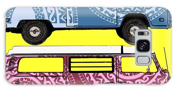 Two Vw Vans Galaxy Case