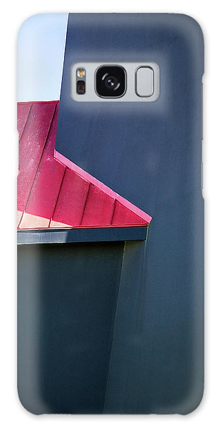 Tybee Building Abstract Galaxy Case