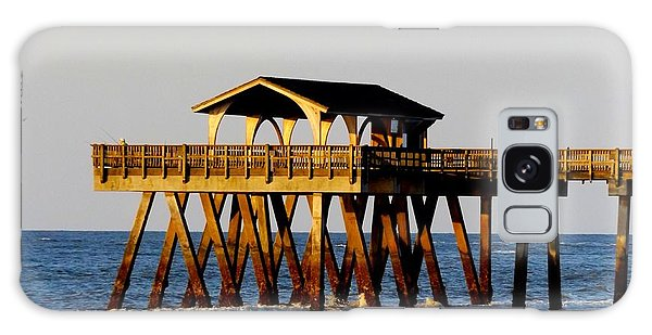 Tybee Pier Galaxy Case