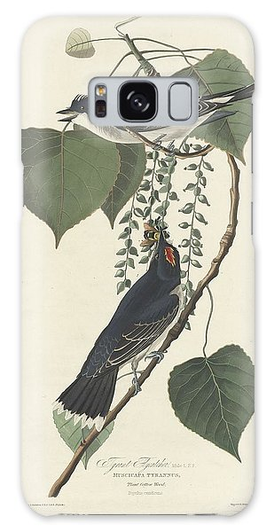 Flycatcher Galaxy Case - Tyrant Flycatcher by Dreyer Wildlife Print Collections