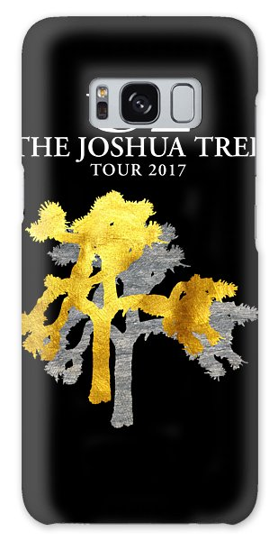 U2 Galaxy Case - U2 Joshua Tree by Raisya Irawan