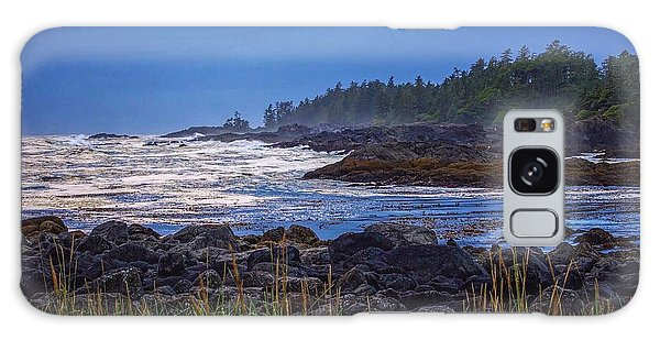 Ucluelet, British Columbia Galaxy Case